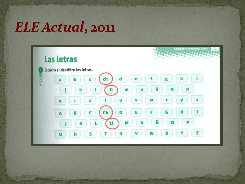 ELE Actual, 2011