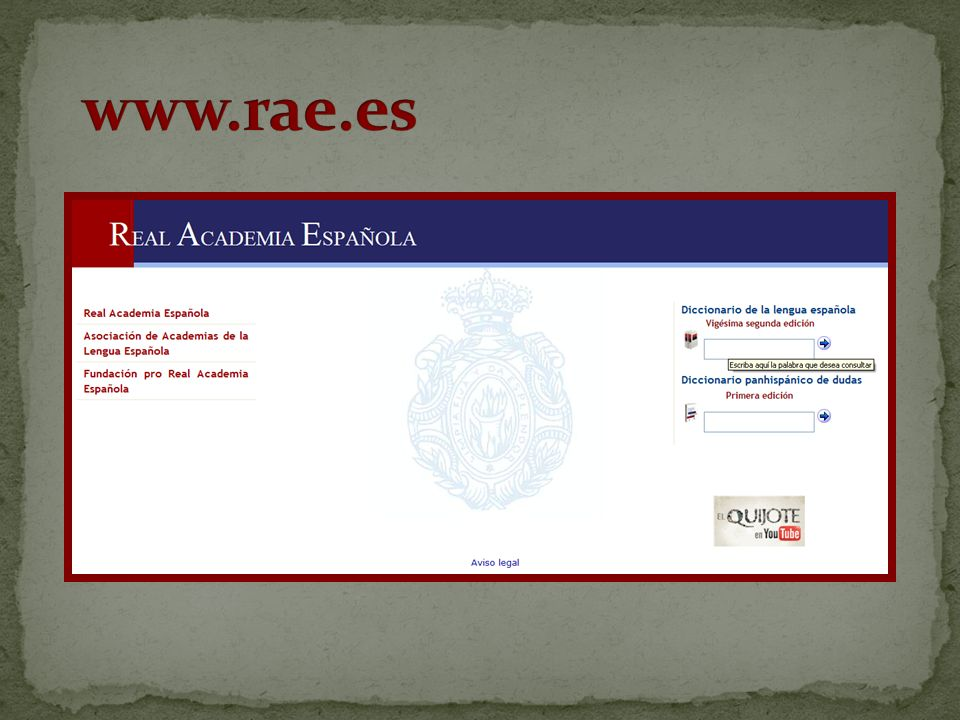 www.rae.es