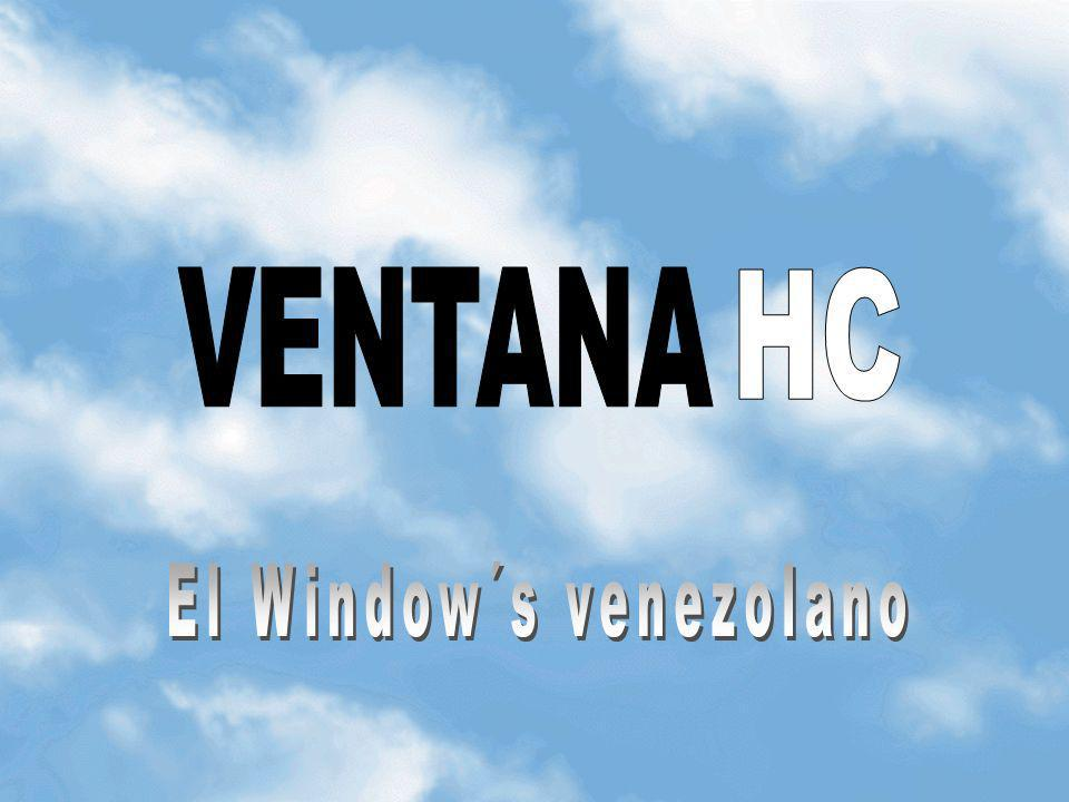 El Window´s venezolano