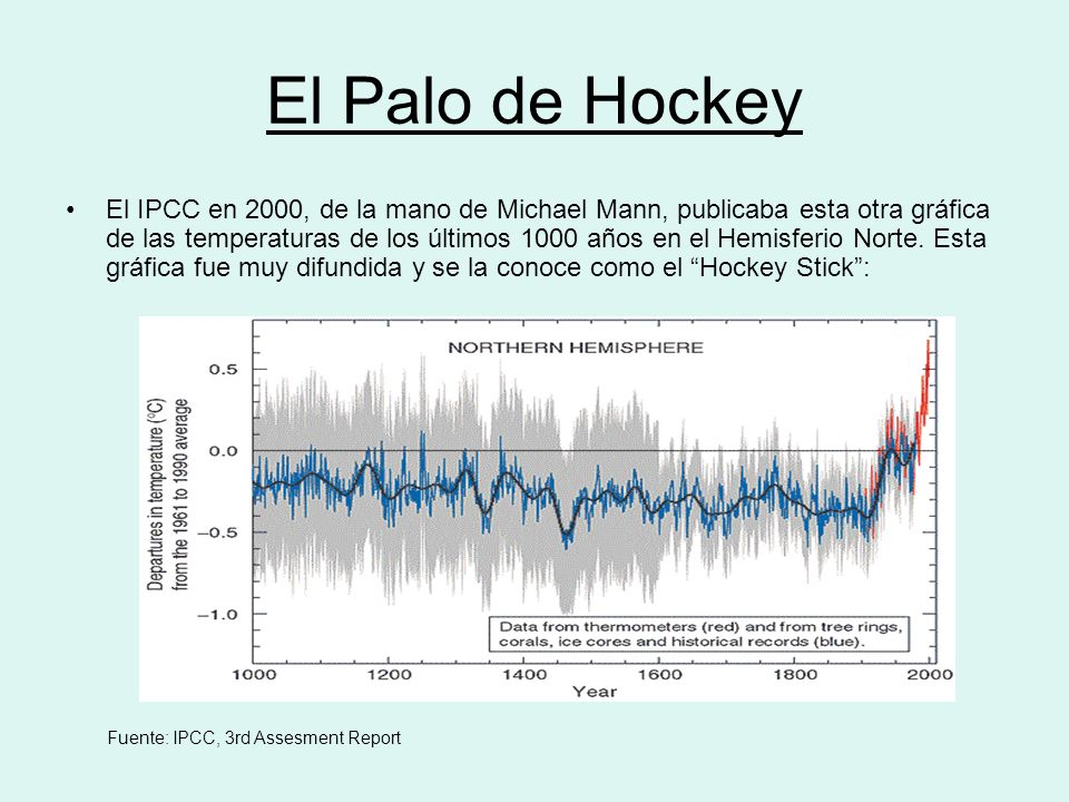 El Palo de Hockey