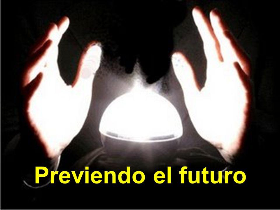 Previendo el futuro