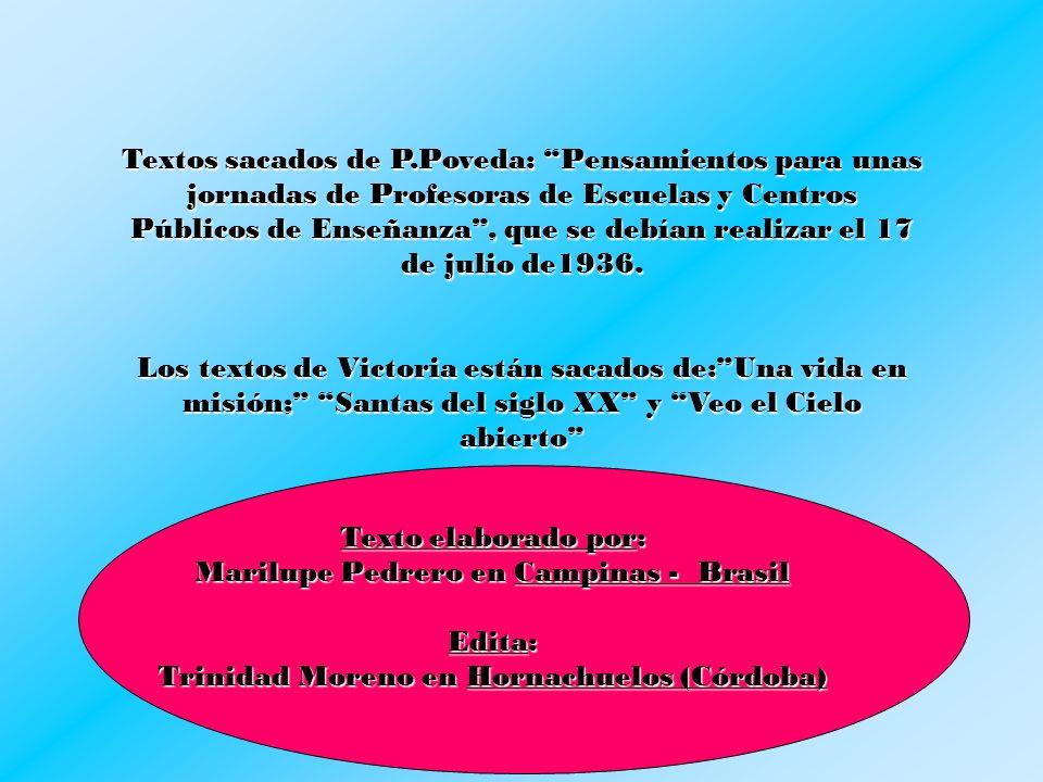 Marilupe Pedrero en Campinas - Brasil Edita: