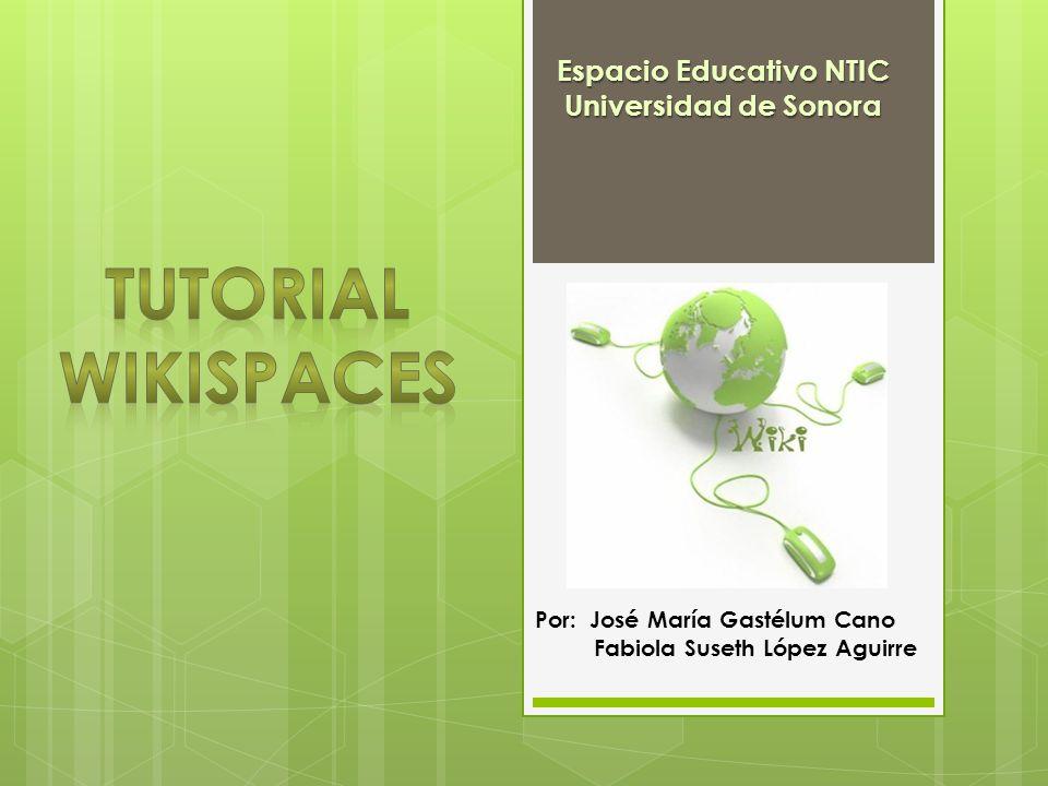 Espacio Educativo NTIC