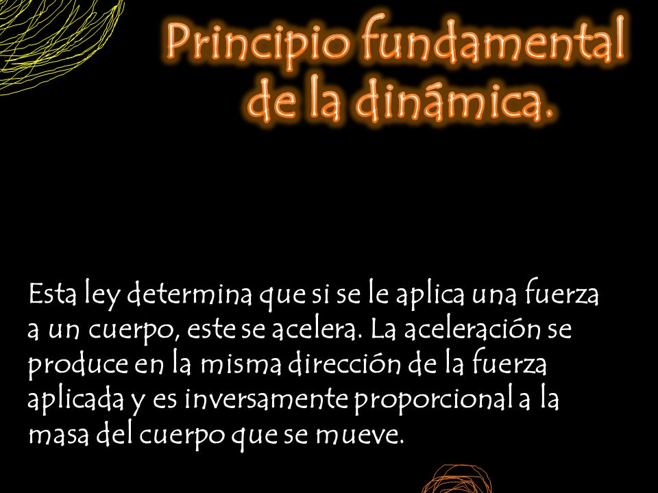 Principio fundamental