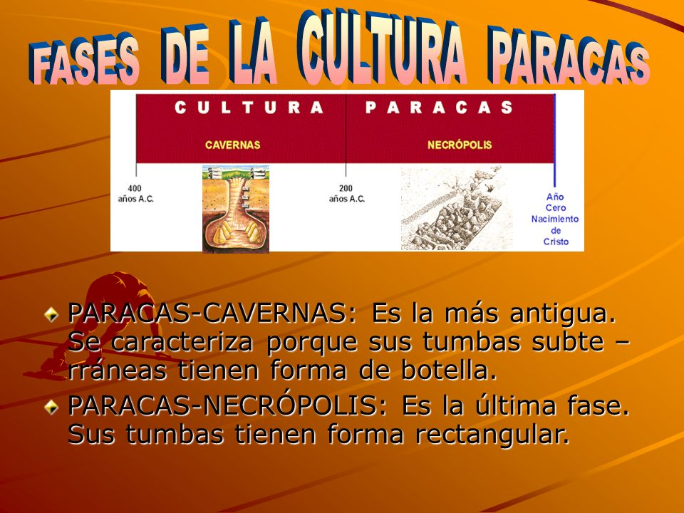 FASES DE LA CULTURA PARACAS