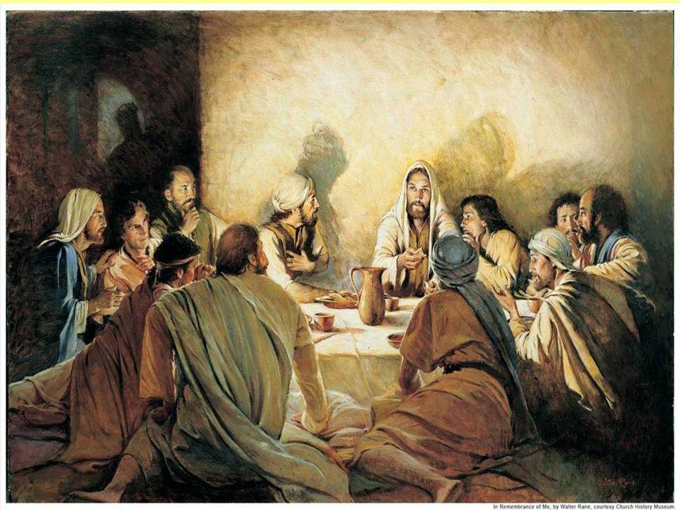 Cuando salió Judas del cenáculo, dijo Jesús: