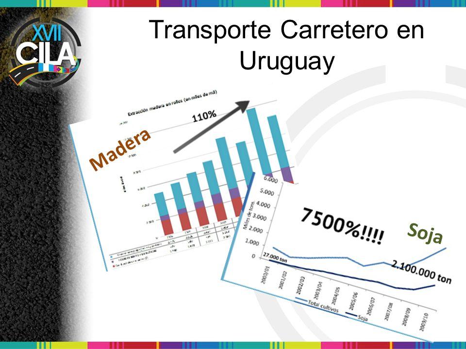 Transporte Carretero en Uruguay