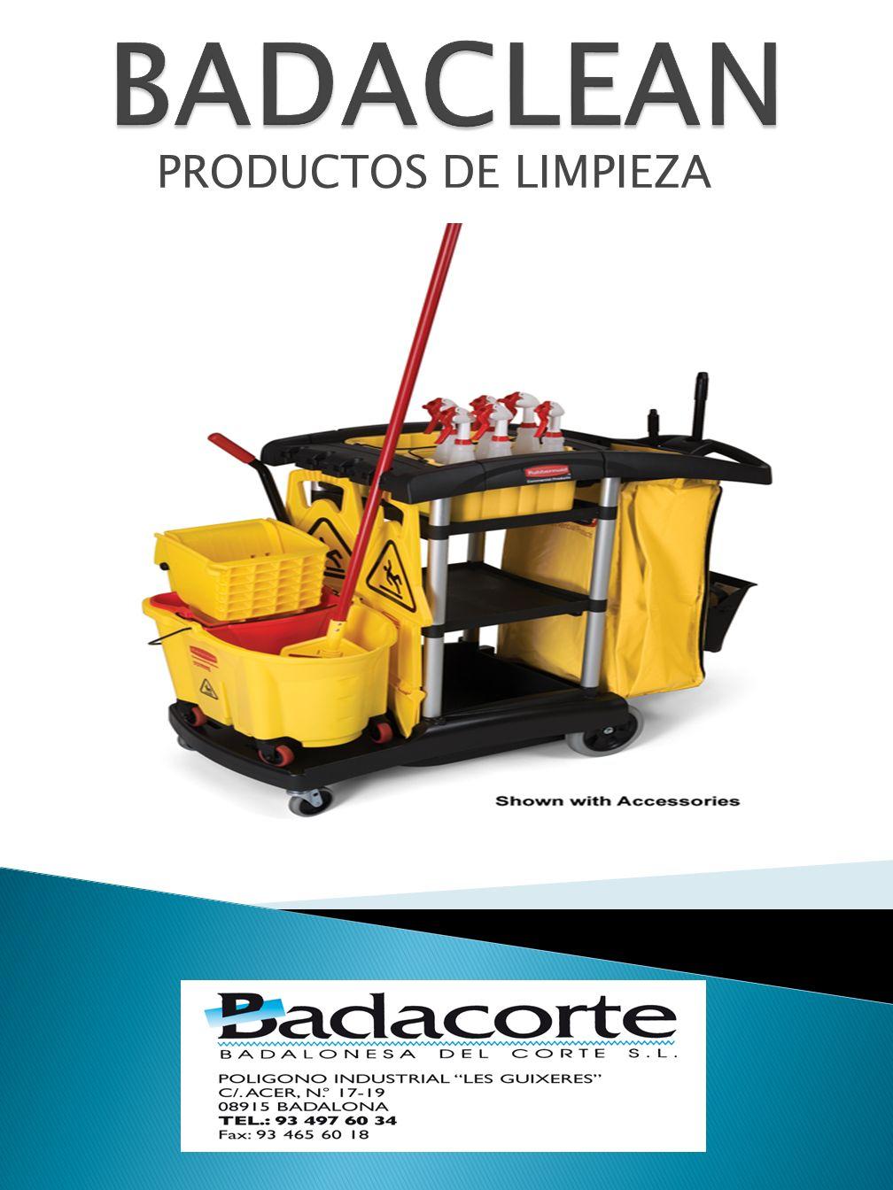 BADACLEAN PRODUCTOS DE LIMPIEZA