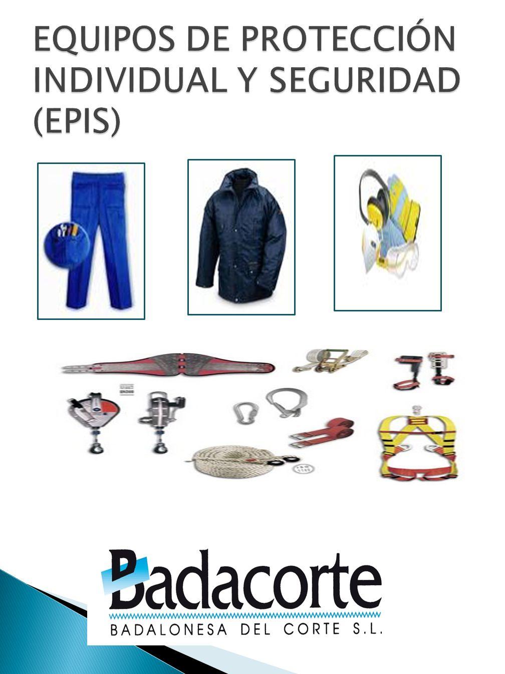 EQUIPOS DE PROTECCIÓN INDIVIDUAL Y SEGURIDAD (EPIS)
