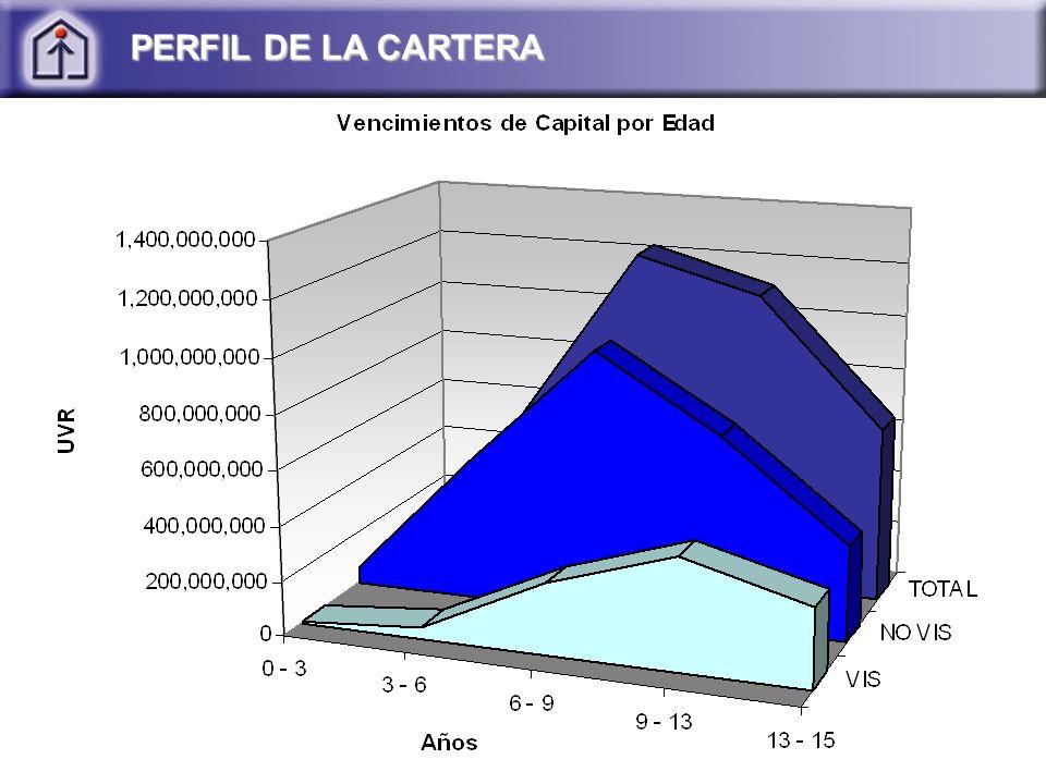 PERFIL DE LA CARTERA