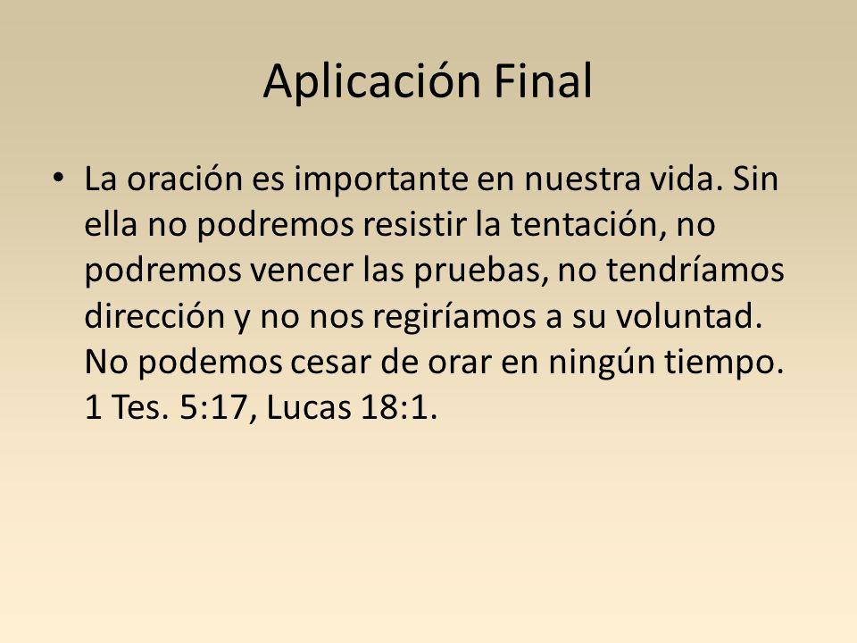Aplicación Final