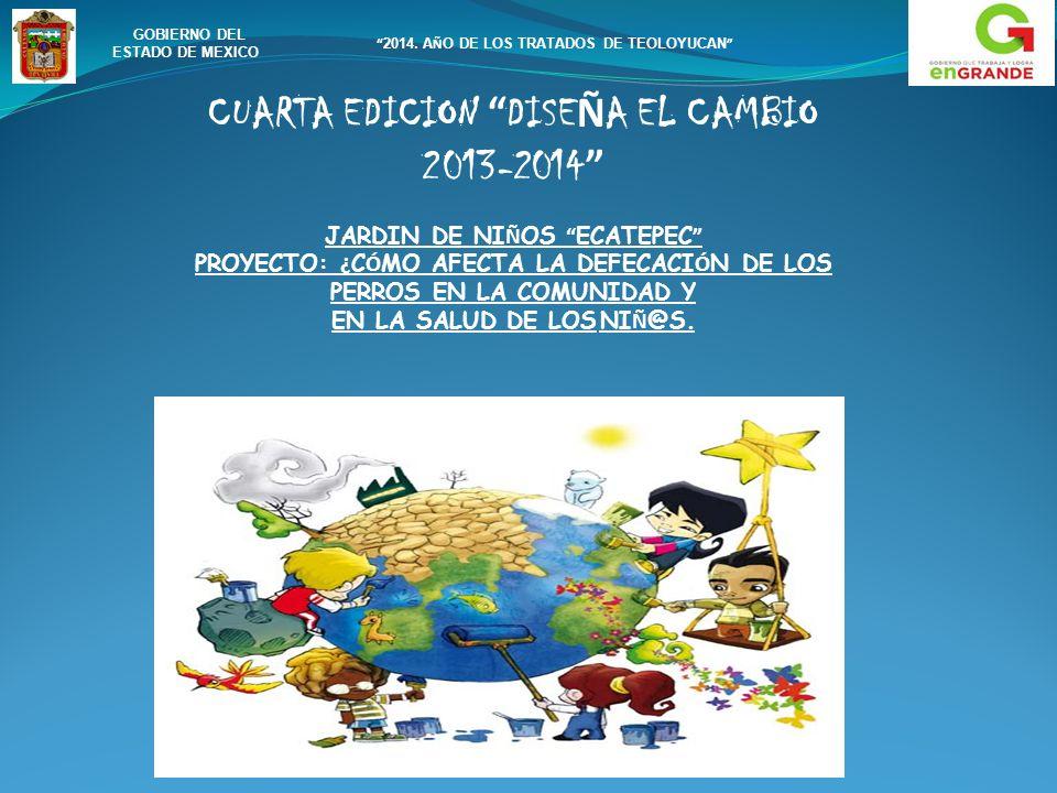 CUARTA EDICION DISEÑA EL CAMBIO 2013-2014