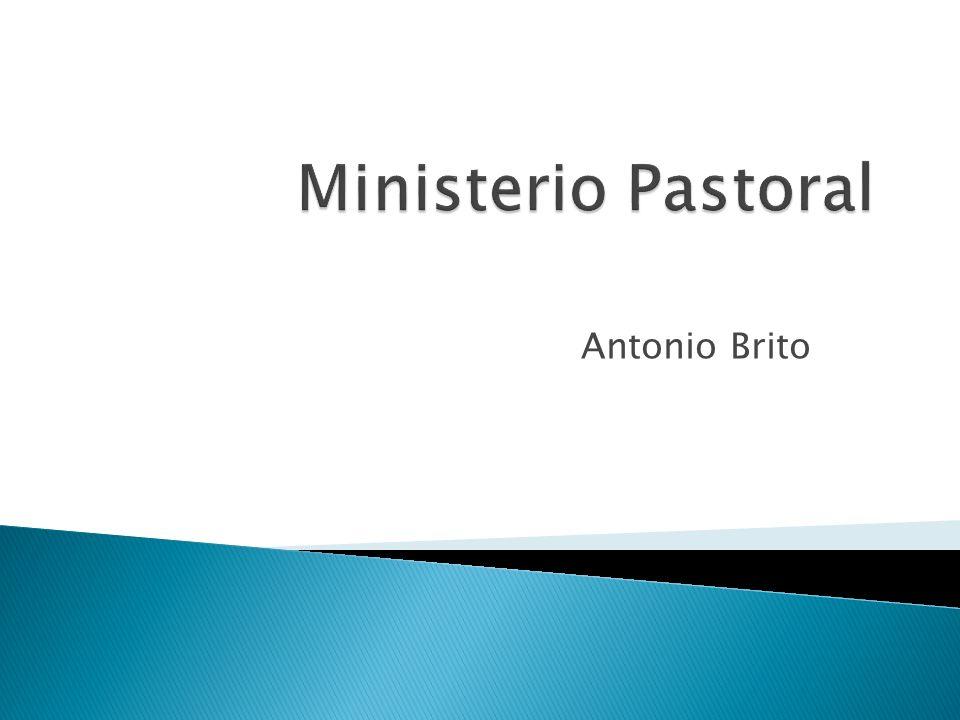 Ministerio Pastoral Antonio Brito