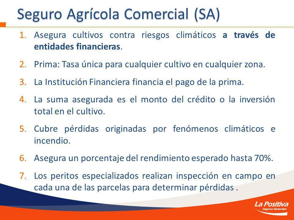 Seguro Agrícola Comercial (SA)