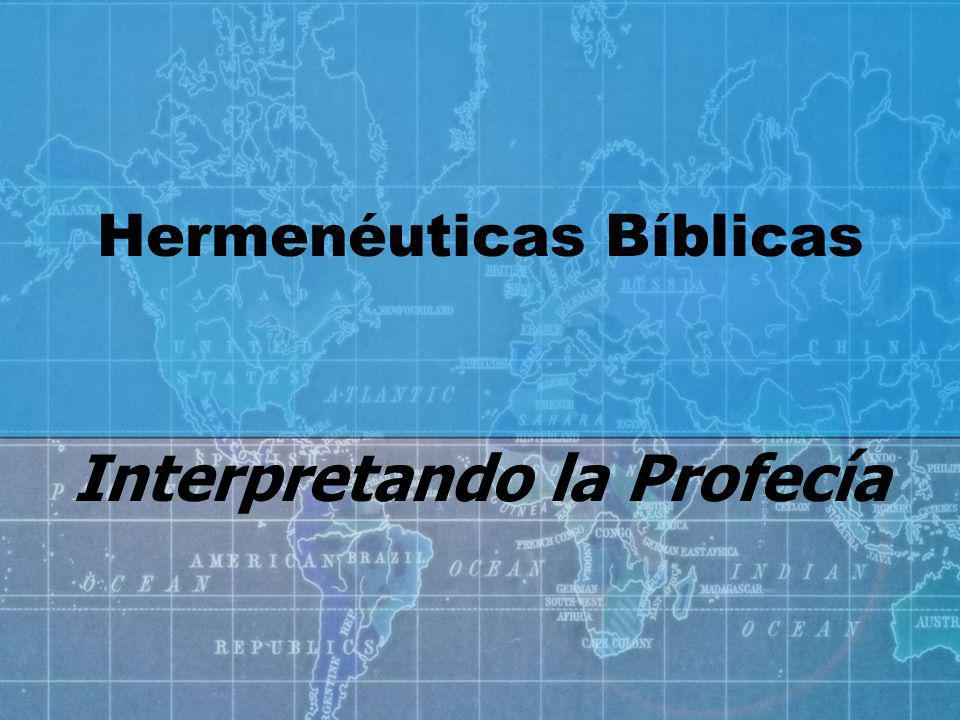Hermenéuticas Bíblicas