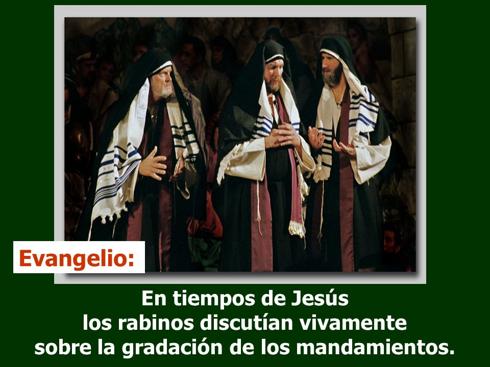 Evangelio: