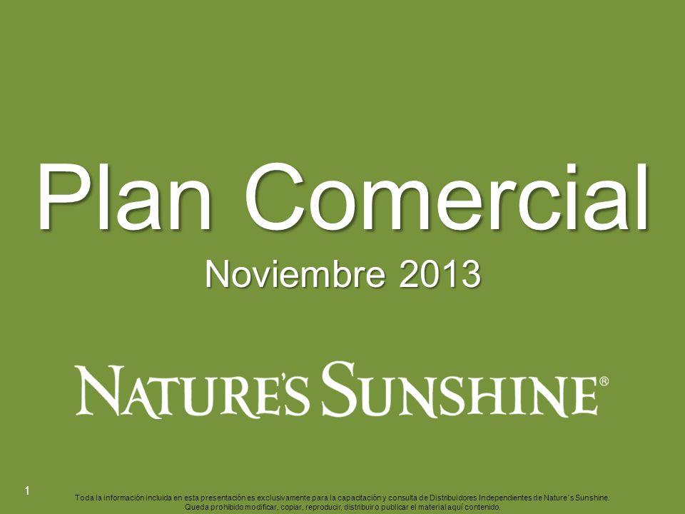 Plan Comercial Noviembre 2013