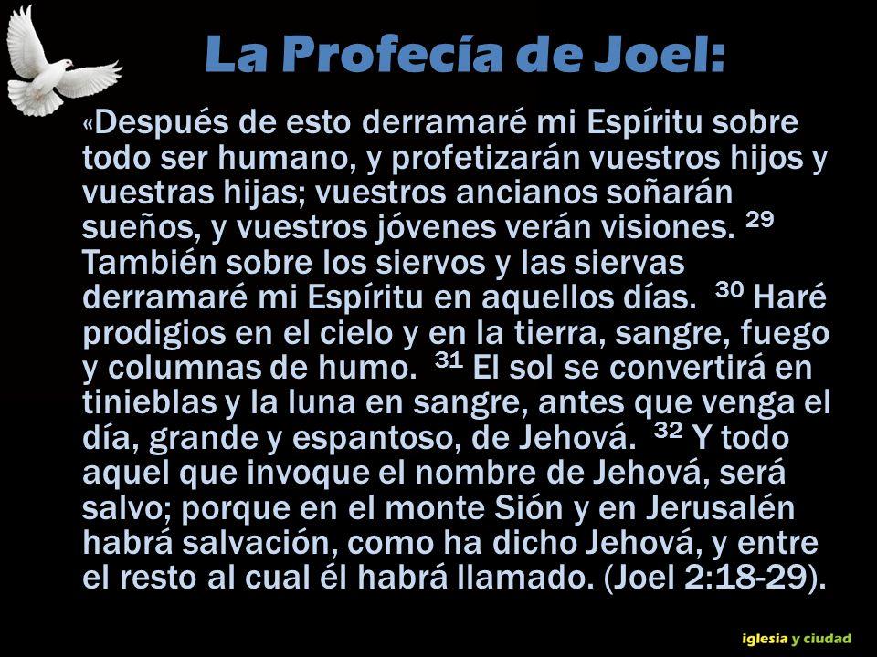 La Profecía de Joel: