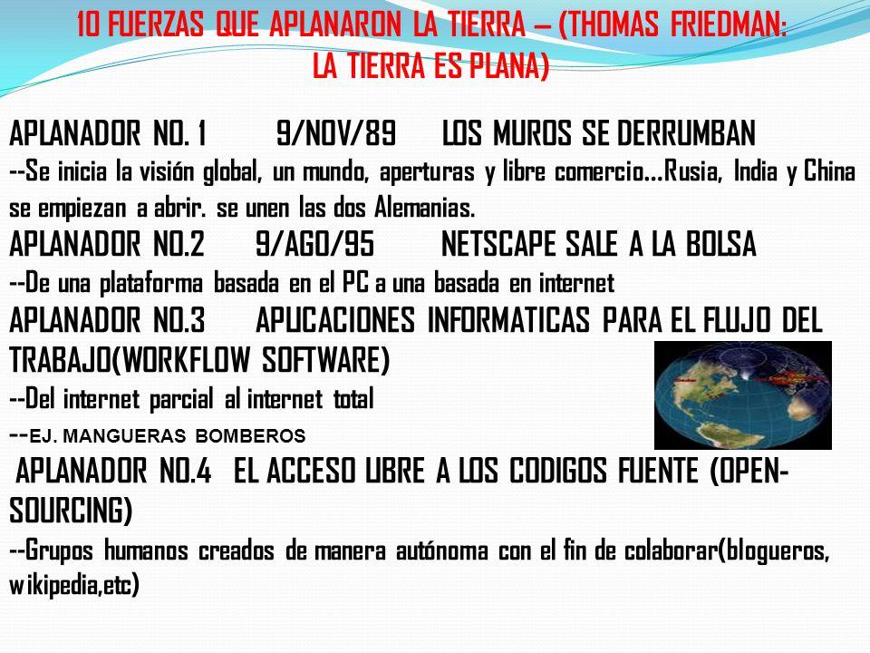 APLANADOR NO. 1 9/NOV/89 LOS MUROS SE DERRUMBAN