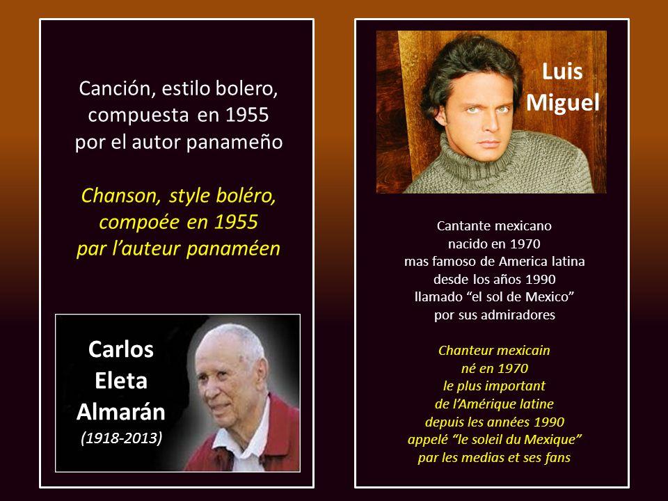 Luis Miguel Carlos Eleta Almarán