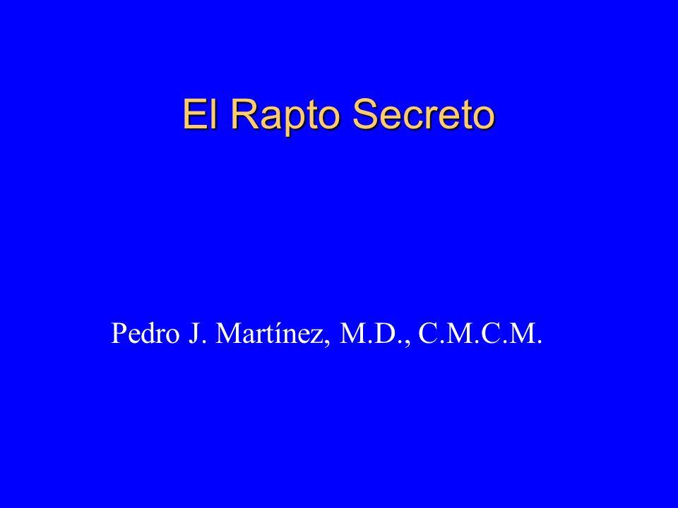 Pedro J. Martínez, M.D., C.M.C.M.