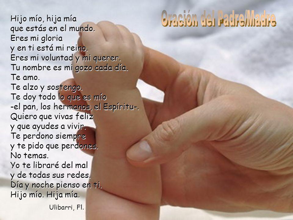 Oración del Padre/Madre