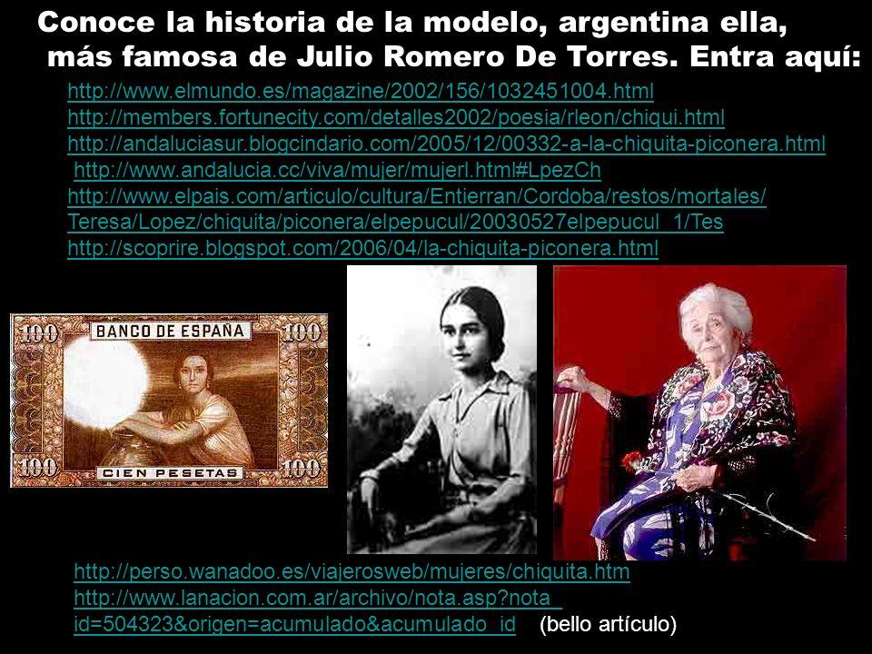 Conoce la historia de la modelo, argentina ella,