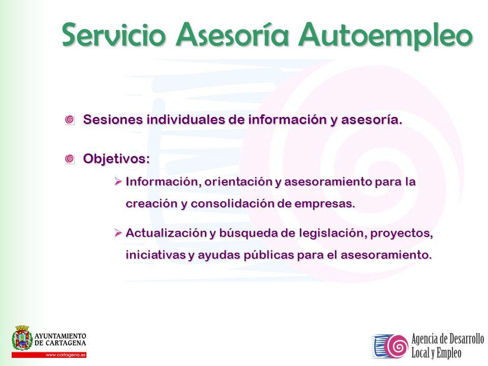 Servicio Asesoría Autoempleo