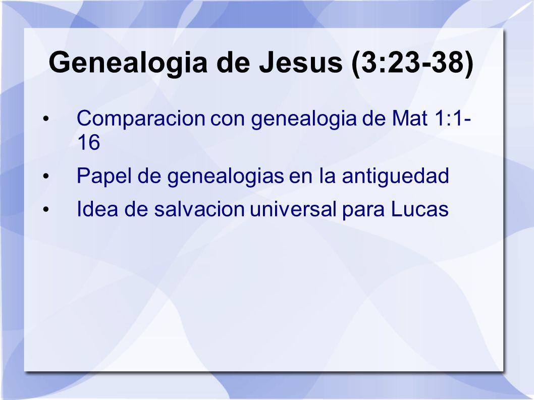 Genealogia de Jesus (3:23-38)
