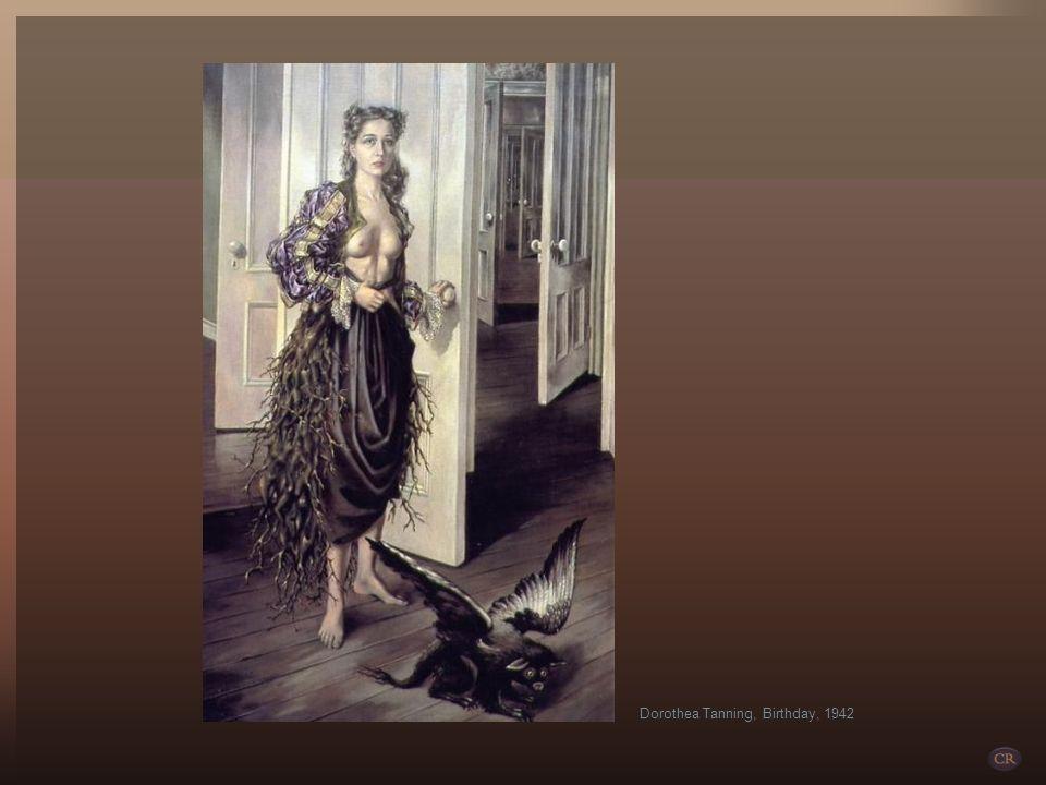 Dorothea Tanning, Birthday, 1942