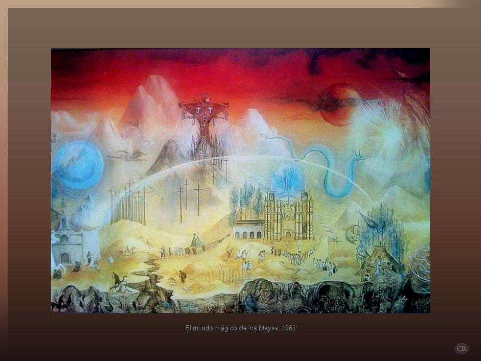 El mundo mágico de los Mayas, 1963