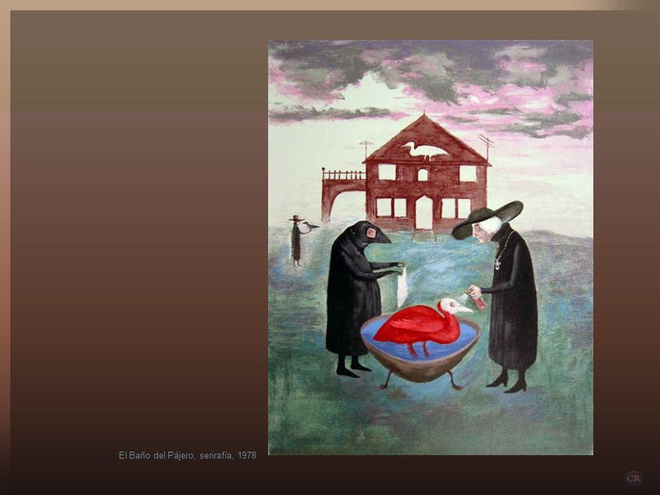 v El Baño del Pájero, serirafía, 1978