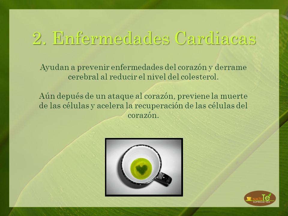 2. Enfermedades Cardiacas