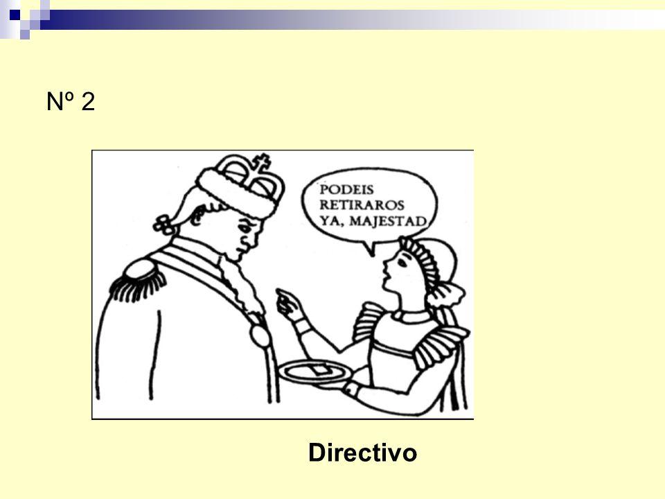 Nº 2 Directivo