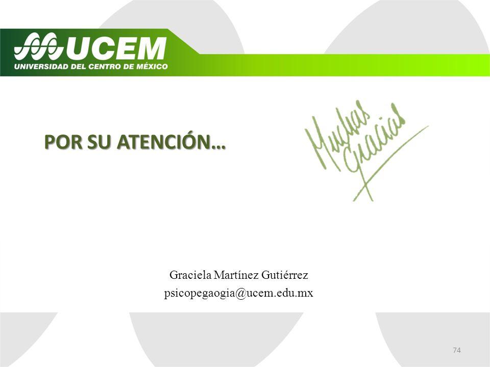 Graciela Martínez Gutiérrez