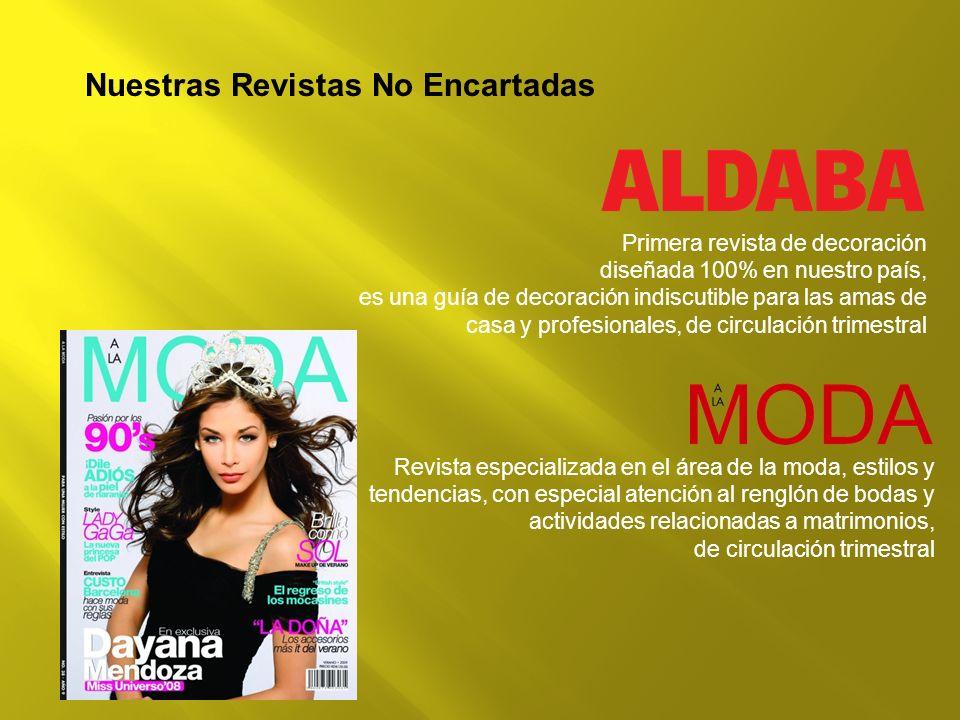Nuestras Revistas No Encartadas