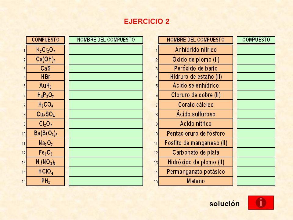 EJERCICIO 2 solución