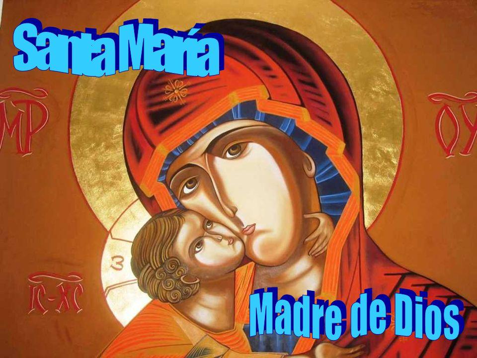 Santa María Madre de Dios