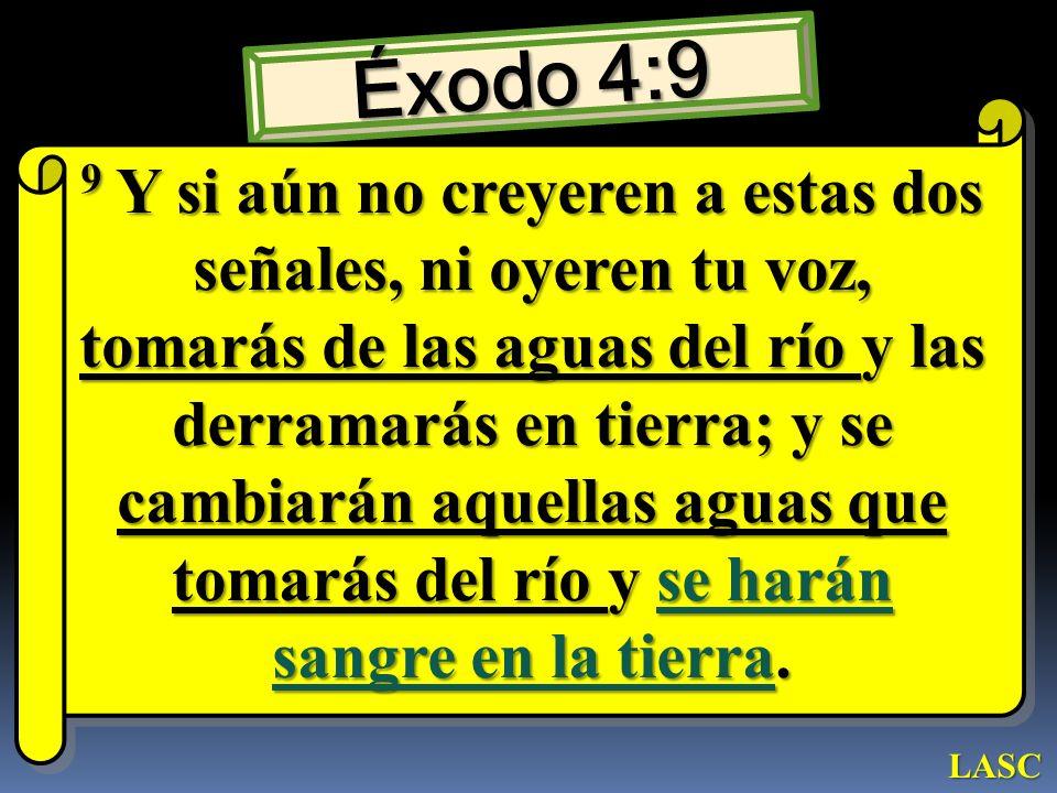 Éxodo 4:9