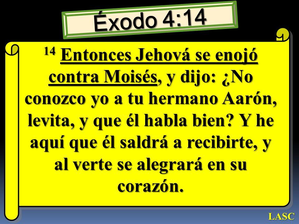 Éxodo 4:14