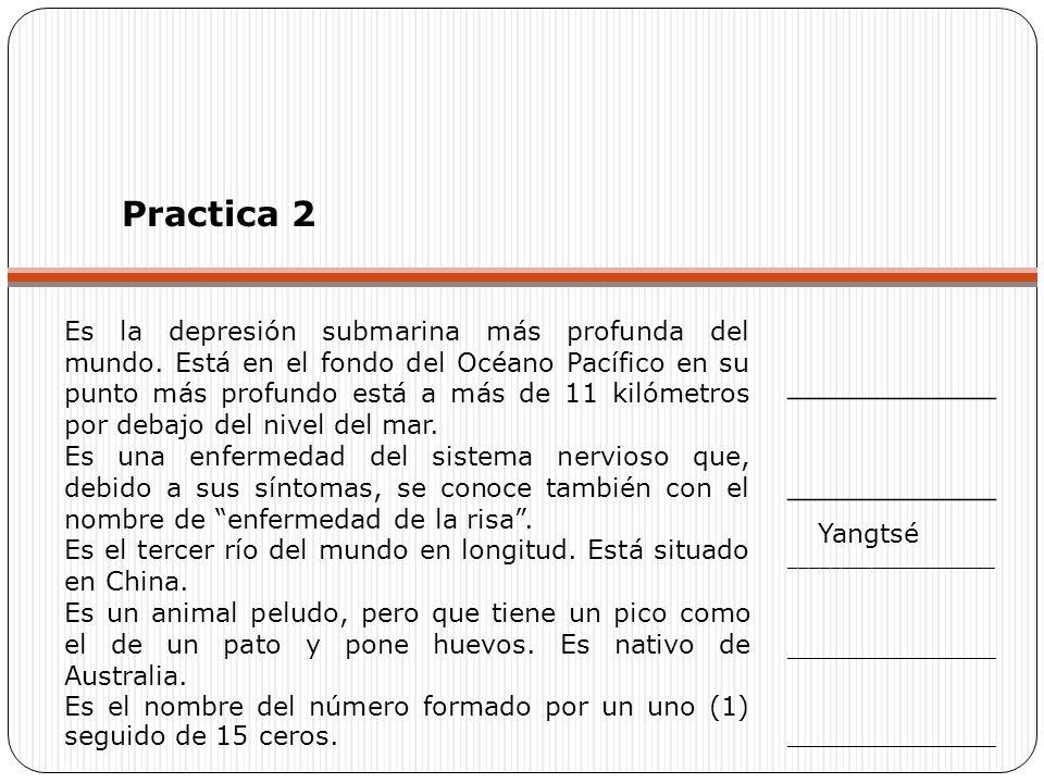 Practica 2 ____________