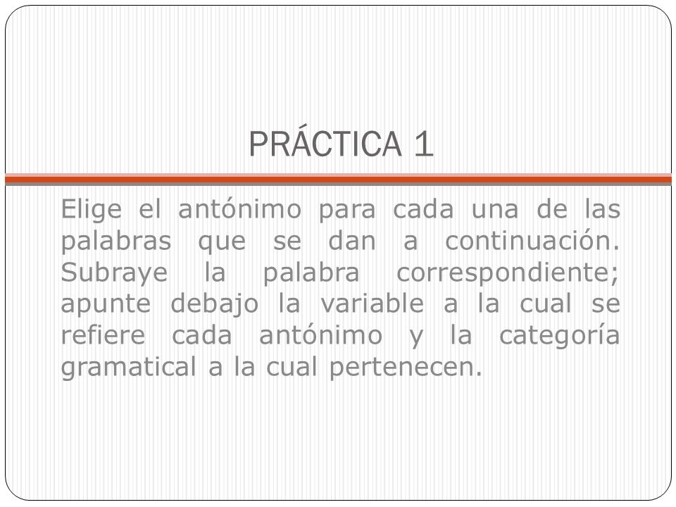 PRÁCTICA 1
