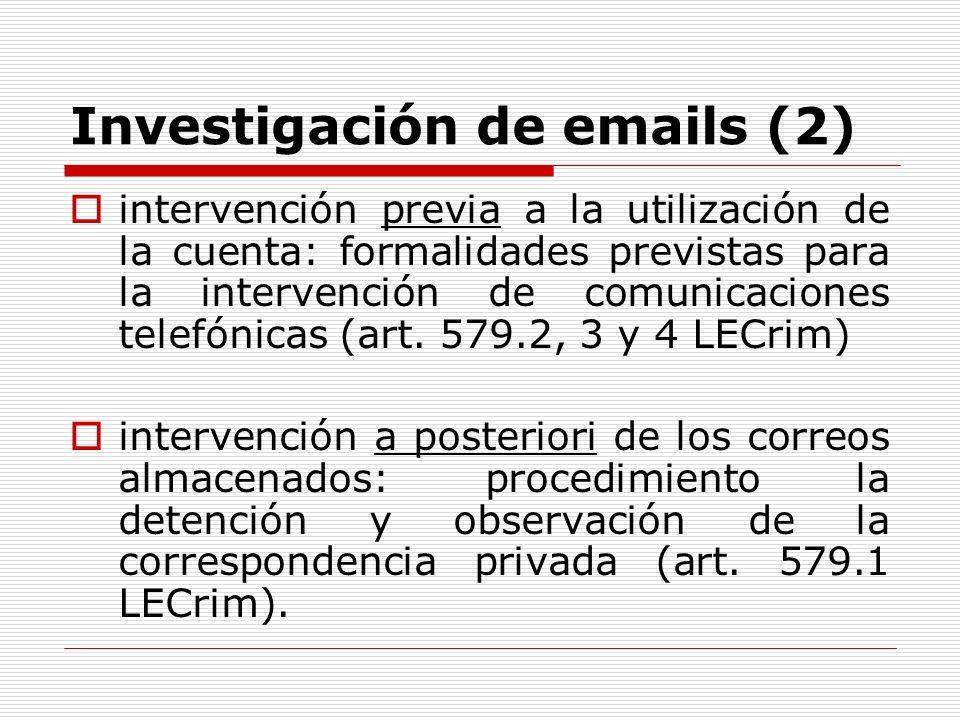 Investigación de emails (2)