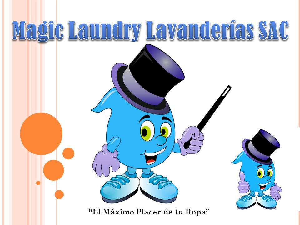 Magic Laundry Lavanderías SAC