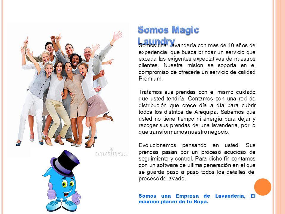 Somos Magic Laundry