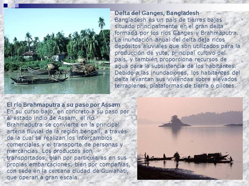 Delta del Ganges, Bangladesh
