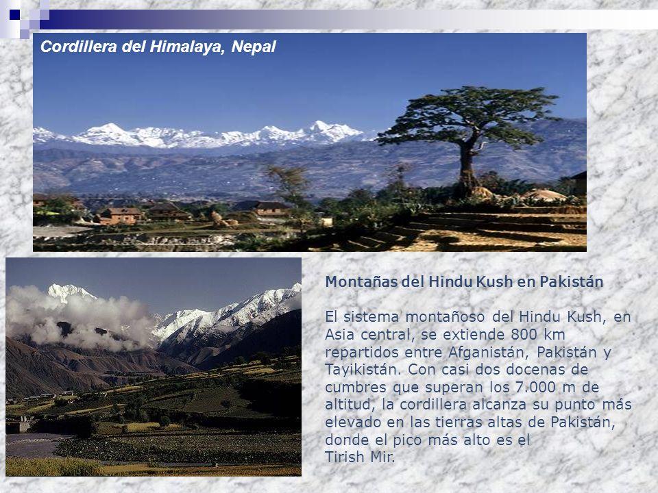 Cordillera del Himalaya, Nepal
