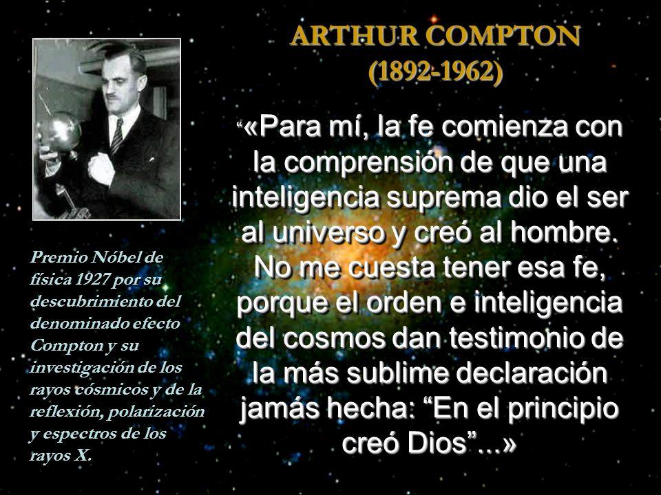 ARTHUR COMPTON (1892-1962)