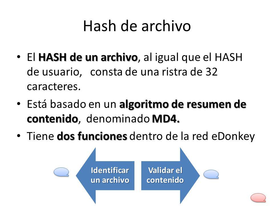 Identificar un archivo
