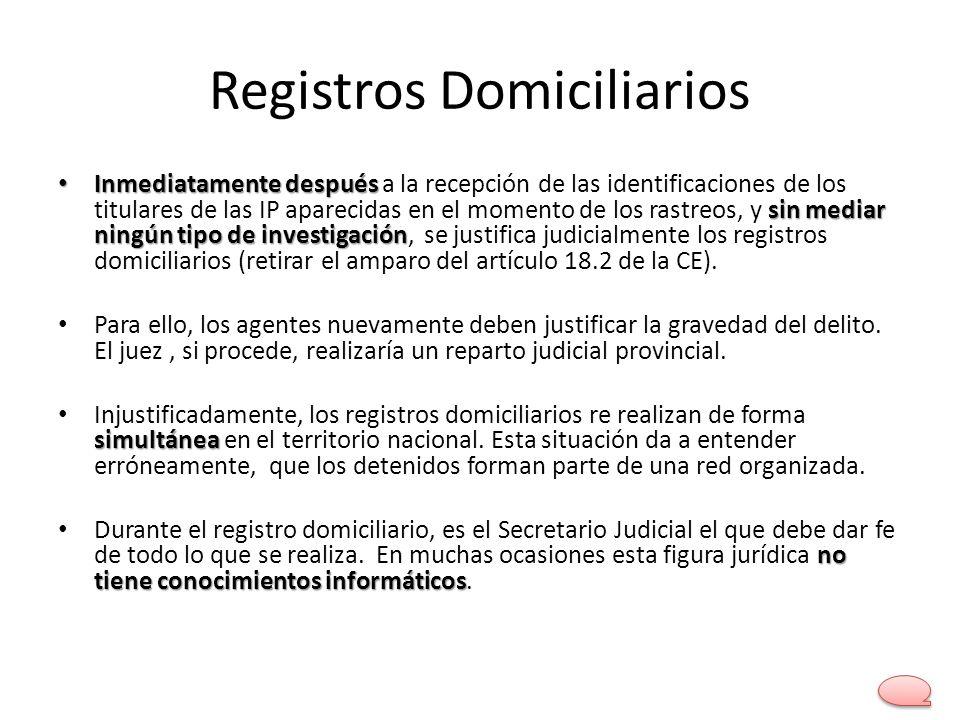 Registros Domiciliarios